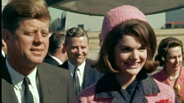 جان اف کندی رئیس جمهور اسبق امریکا