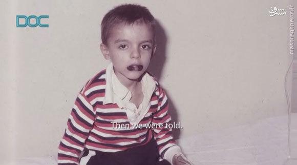 مسعود قربانی خون آلوده فرانسوی