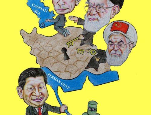 چین برای غارت ایران آمده است