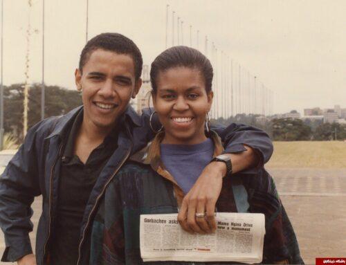 اوباما بدون روتوش ( مقاله کوروش و)